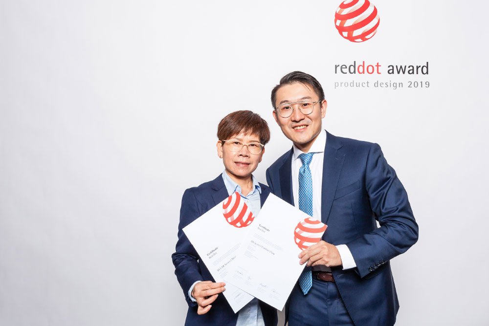 Red Dot Design Award | 2019